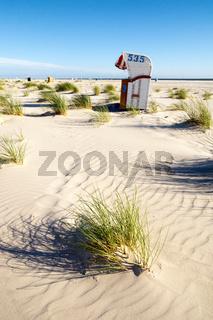 Amrum - Strandlandschaft
