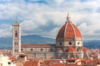 Santa Maria del Fiore Florenz nah