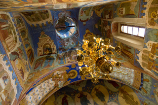 Transfiguration Cathedral in Monastery of Saint Euthymius Suzdal
