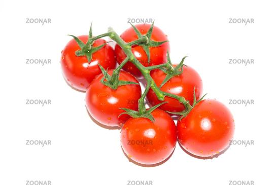 Frische rote Tomaten