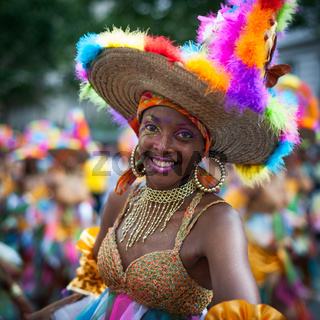 Tropical Carnival in Paris