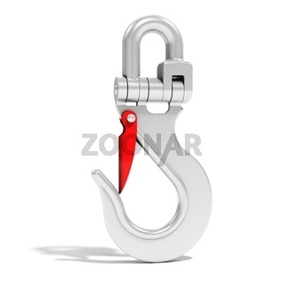 3d steel lifting hook