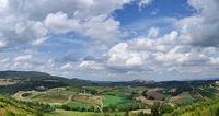 Toskana - San Gimignano - Panorama