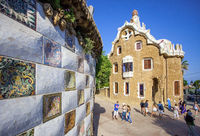 House-Museum of Antonio Gaudí, Barcelona