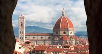 Santa Maria del Fiore Florenz rahmen