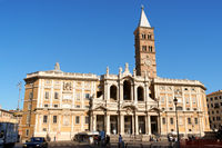 Basilica of Saint Mary Major in Rome