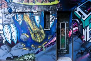 Graffity im Schanzenviertel, Hamburg