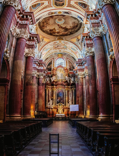 Basilica of Our Lady of Perpetual Help in Poznan