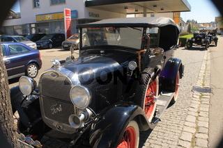 Ford Oldtimer in Kirchheim