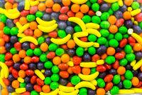 Multi-Colored Candy