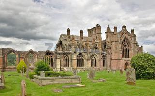 Melrose Abbey 3