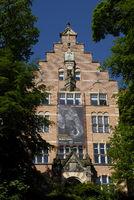 Museumsberg in Flensburg