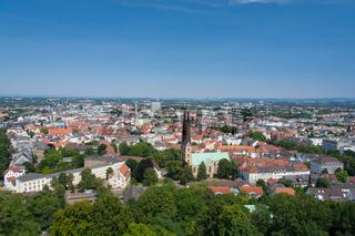Aussicht auf Bielefeld