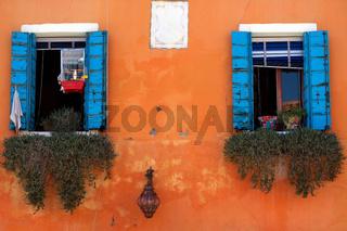 Fenster 0183. Italien