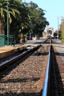 Ventura Bahnhof