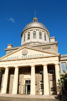Bonsecours Market in Montreal