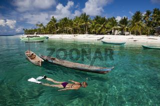 Insel Fadol, Indonesien