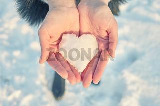 show heart