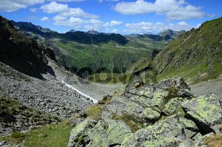 Garneratal, Montafon, Vorarlberg, Oesterreich,