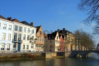 bruegge, belgien