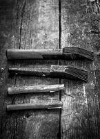 Rug Weaving tools