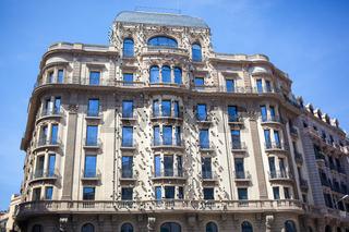 Facade of Ohla hotel