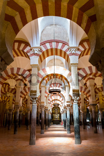 Mezquita Mosque Cathedral Cordoba Spain