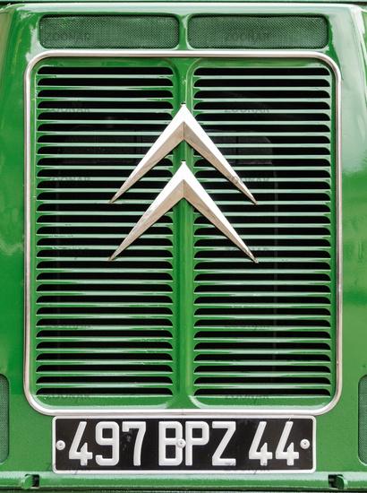 Citroen H Van radiator grille