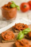 Tomatenbrotaufstrich