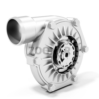 3d turbine turbo charger, car booster