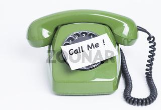 Telefon call me