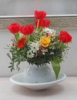 Frühlings Blumenstrauss