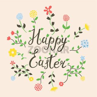 Flower Easter