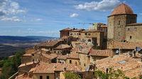 Toskana - Volterra