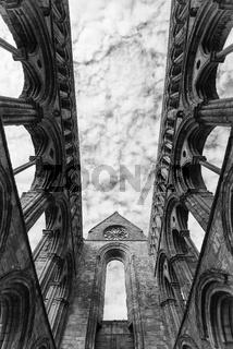 Kirchenruine Jedburgh Abbey