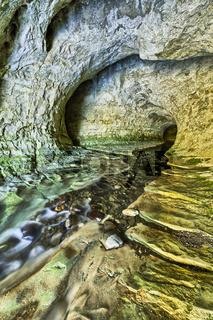 Cave Stream Scenic Reserve