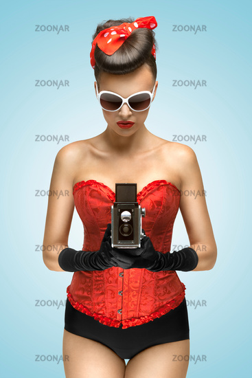 The lust of vintage photographer.