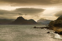 Elgol , Isle of Skye , Schottland