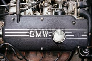 BMW Motor - Detailansicht
