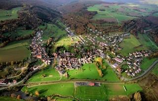Gräfendorf in Unterfranken