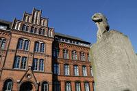 Kriegsdenkmal am Museumsberg in Flensburg
