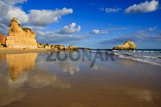 'Praia da Rocha' an der Algarve/Portugal