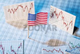 Entwicklung der Wirtschaft in den USA