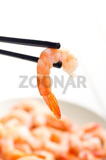 tasty prawn