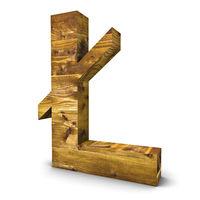 Litecoin Holz