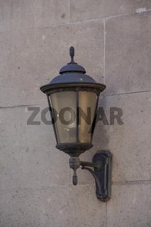 Wandlampe