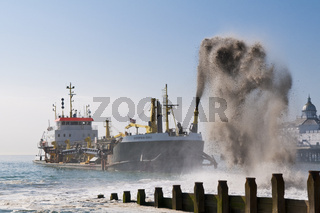 Trailing Suction Hopper Dredger Sospan Dau