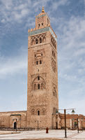 Koutoubia Minaret in Marrakech