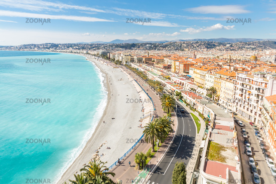 France Nice Mediterranean