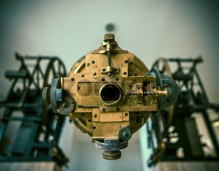 Vintage Astronomical Telescope